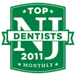 NJ Monthly Top Dentist 20112